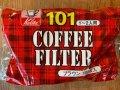 カリタ ペーパーフィルター101 1〜2杯用 100枚入り